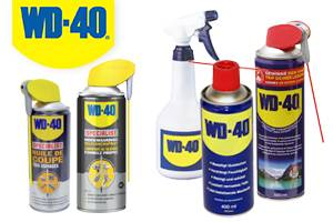 suppression rouille wd 40