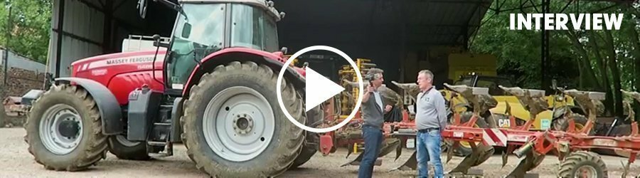 ITV Thierry agriculteur d'aujourd'hui Agrizone