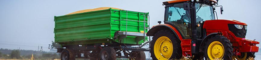 Remorque agricole & Attelage