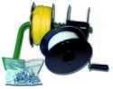 Kit anti-mouches STICKY STRING complet fil de 300 m